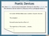 AQA GCSE Poetry Anthology Power and Conflict Pack Teaching Resources (slide 283/655)