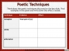 AQA GCSE Poetry Anthology Power and Conflict Pack Teaching Resources (slide 328/655)