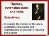 AQA GCSE Poetry Anthology Power and Conflict Pack Teaching Resources (slide 339/655)
