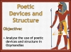 AQA GCSE Poetry Anthology Power and Conflict Pack Teaching Resources (slide 360/655)
