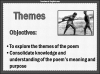 AQA GCSE Poetry Anthology Power and Conflict Pack Teaching Resources (slide 39/655)