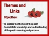 AQA GCSE Poetry Anthology Power and Conflict Pack Teaching Resources (slide 410/655)