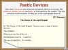 AQA GCSE Poetry Anthology Power and Conflict Pack Teaching Resources (slide 537/655)