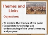 AQA GCSE Poetry Anthology Power and Conflict Pack Teaching Resources (slide 546/655)