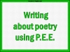 AQA GCSE Poetry Anthology Power and Conflict Pack Teaching Resources (slide 570/655)