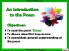 AQA GCSE Poetry Anthology Power and Conflict Pack Teaching Resources (slide 587/655)