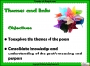 AQA GCSE Poetry Anthology Power and Conflict Pack Teaching Resources (slide 612/655)