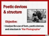 AQA GCSE Poetry Anthology Power and Conflict Pack Teaching Resources (slide 635/655)