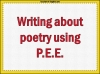 AQA GCSE Poetry Anthology Power and Conflict Pack Teaching Resources (slide 95/655)