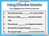 Adverbs Teaching Resources (slide 10/14)