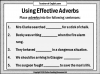 Adverbs Teaching Resources (slide 11/14)