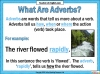 Adverbs Teaching Resources (slide 3/14)