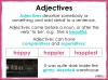 Amazing Adjectives - KS2 Teaching Resources (slide 3/9)