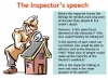 An Inspector Calls (sample) (slide 7/9)