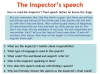 An Inspector Calls (sample) (slide 9/9)
