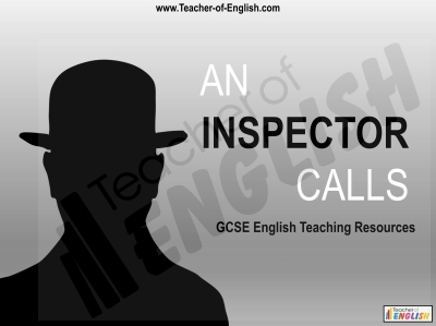 An Inspector Calls - GCSE English (9-1) Teaching Resources
