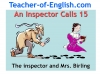 An Inspector Calls - KS3 Teaching Resources (slide 104/161)