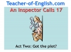 An Inspector Calls - KS3 Teaching Resources (slide 115/161)