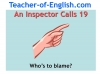 An Inspector Calls - KS3 Teaching Resources (slide 128/161)