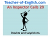 An Inspector Calls - KS3 Teaching Resources (slide 137/161)