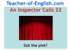 An Inspector Calls - KS3 Teaching Resources (slide 154/161)