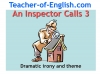An Inspector Calls - KS3 Teaching Resources (slide 20/161)