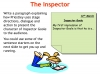 An Inspector Calls - KS3 Teaching Resources (slide 35/161)