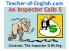 An Inspector Calls - KS3 Teaching Resources (slide 37/161)