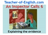 An Inspector Calls - KS3 Teaching Resources (slide 45/161)