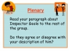 An Inspector Calls - KS3 Teaching Resources (slide 50/161)