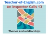An Inspector Calls - KS3 Teaching Resources (slide 93/161)