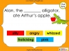 An Introduction to Alliteration - KS1 Teaching Resources (slide 8/13)