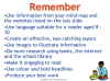 Anti-bullying Advice Leaflet Teaching Resources (slide 12/17)
