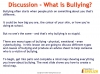 Anti-bullying Advice Leaflet Teaching Resources (slide 4/17)