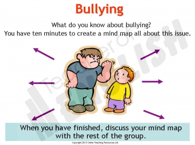 Anti-bullying Advice Leaflet teaching resources - powerpoint ...