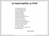 As Imperceptibly as Grief (slide 39/42)
