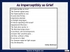As Imperceptibly as Grief (slide 8/42)