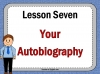Autobiography - KS2 Teaching Resources (slide 92/93)
