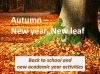 Autumn - New Year, New Leaf Teaching Resources (slide 1/10)