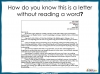 Back to School Letter - Year 7 Teaching Resources (slide 10/20)