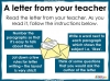 Back to School Letter - Year 7 Teaching Resources (slide 11/20)