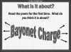 Bayonet Charge Teaching Resources (slide 5/73)