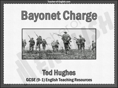 Bayonet Charge Teaching Resources