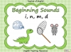 Beginning Sounds - i, n, m, d Teaching Resources (slide 1/15)