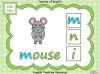 Beginning Sounds - i, n, m, d Teaching Resources (slide 5/15)