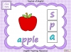 Beginning Sounds - s, a, t, p (slide 10/15)