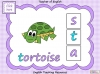 Beginning Sounds - s, a, t, p (slide 11/15)