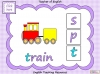 Beginning Sounds - s, a, t, p (slide 7/15)