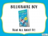 Billionaire Boy by David Walliams Teaching Resources (slide 100/106)