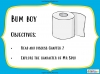 Billionaire Boy by David Walliams Teaching Resources (slide 19/106)
